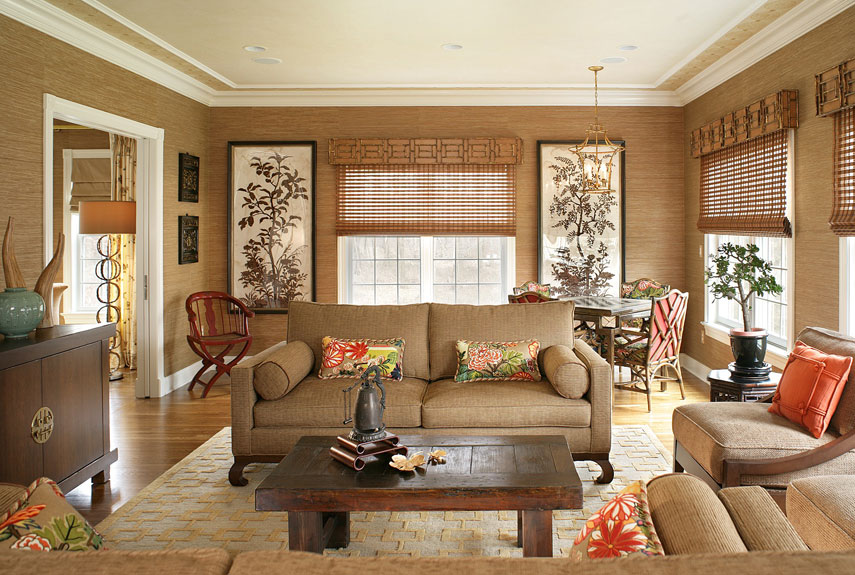 11 for Neutral tone living room ideas